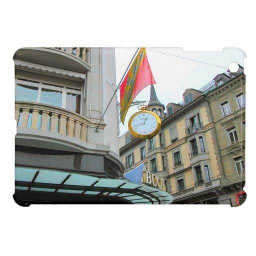 Luzern Bucherer building Case For The iPad Mini