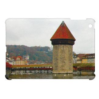 Luzern Mill bridge iPad Mini Cover