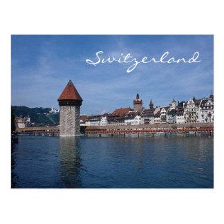 Luzern Switzerland-Postcard