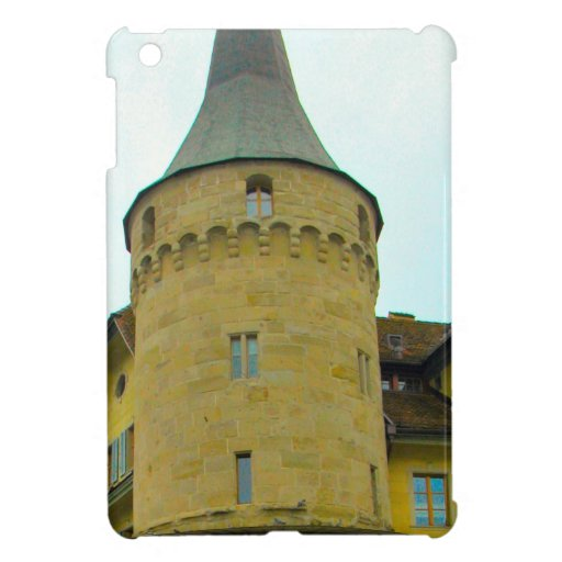 Luzern Water tower Cover For The iPad Mini