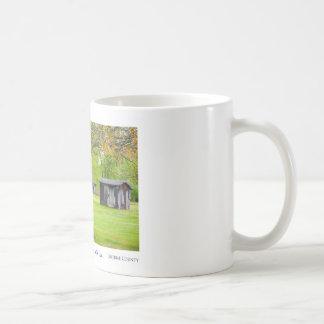 Luzerne County Pennsylvania. Basic White Mug