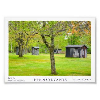 Luzerne County Pennsylvania. Photograph