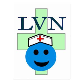 """LVN """"Licensed Vocational Nurse"""" gifts Postcard"""