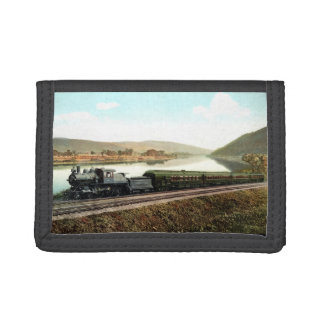 LVRR Black Diamond Express Trifold Wallet
