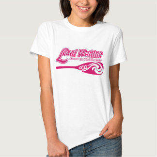 LW009 - Local Wahine Stand Up Paddle Club Shirt