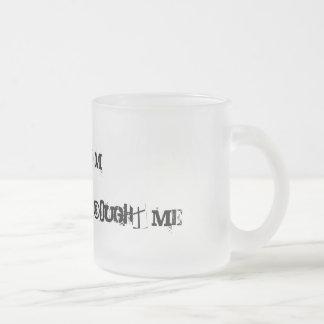 LWJBM - Frosted Mug