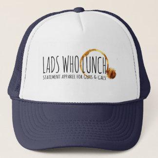 LWL logo Trucker Hat