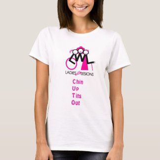 LWL WOMENS T SHIRT