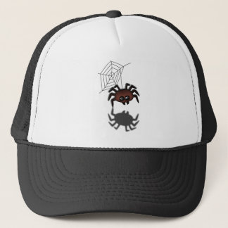 Lwood Spider Trucker Hat