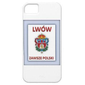 LWÓW POLSKA IPHONE 5 COVER