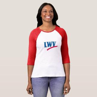 LWV 3/4 Sleeve Raglan Women's Tee