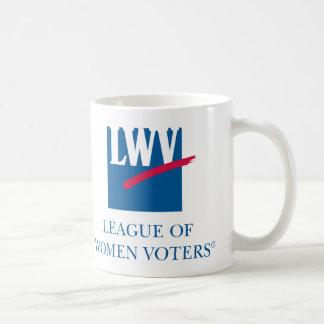 LWV Logo Mug (logo facing you)