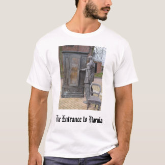 LWW, The Entrance to Narnia T-Shirt
