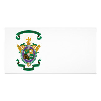 LXA Coat of Arms Card