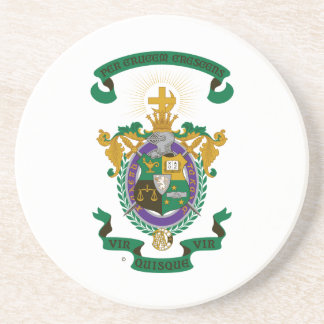 LXA Coat of Arms Coaster