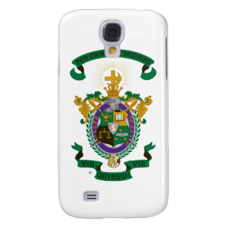 LXA Coat of Arms Galaxy S4 Case