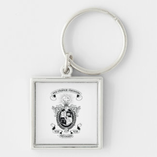 LXA Coat of Arms Key Ring