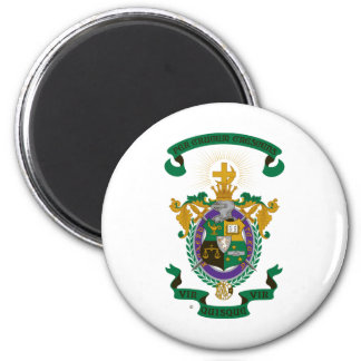 LXA Coat of Arms Magnet