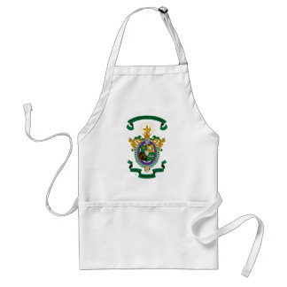 LXA Coat of Arms Standard Apron