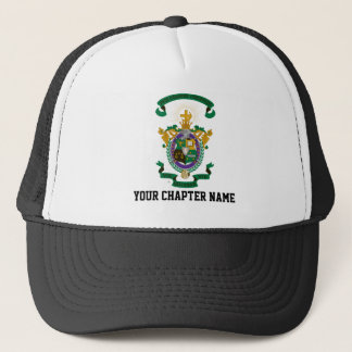 LXA Coat of Arms Trucker Hat