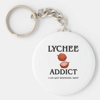 Lychee Addict Key Chains