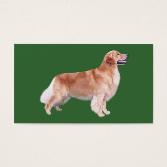 Lycinan Goldens Business Card