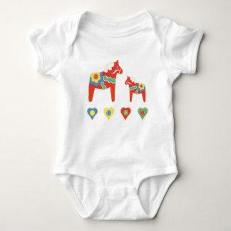 Lycka Till Baby Bodysuit