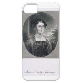 Lydia Huntley Sigourney (1791-1865), engraved by B Barely There iPhone 5 Case