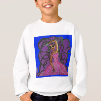 Lydia's Midnight Dance at the Prom Sweatshirt