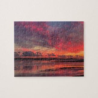Lydney Harbour Jigsaw Puzzle