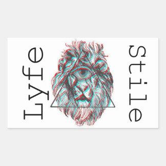 Lyfe Stile sticker