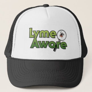 Lyme Aware Gear Trucker Hat