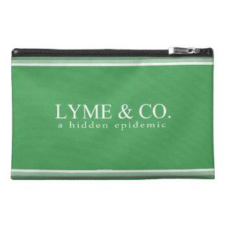 Lyme & Co. | Lyme Disease Awareness Travel Accessory Bag