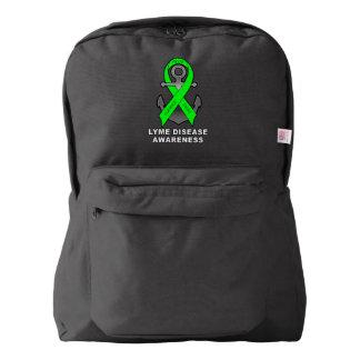 Lyme Disease Anchor of Hope Backpack