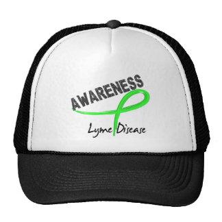 Lyme Disease Awareness 3 Trucker Hat