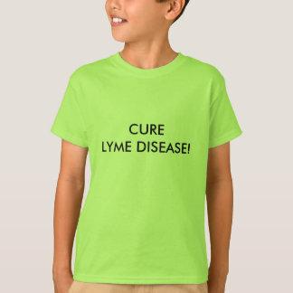 LYME DISEASE AWARENESS - CURE LYME DISEASE TSHIRT