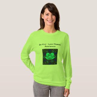 Lyme Disease Awareness Holiday Christmas T-Shirt