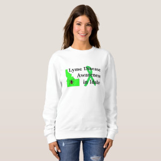 Lyme Disease Awareness in Idaho Tick Shirt
