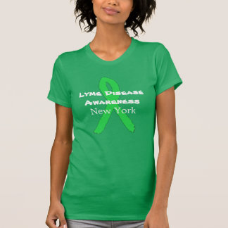 Lyme Disease Awareness in New York Shirt