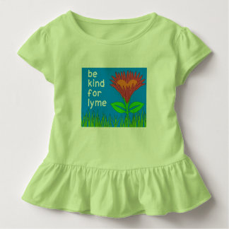 Lyme Disease Awareness Kids T-Shirt