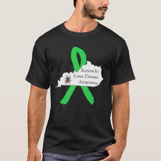 Lyme Disease Awareness Shirt for Kentucky