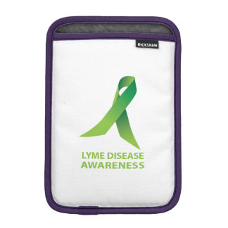 Lyme Disease Awareness sleeve Sleeve For iPad Mini