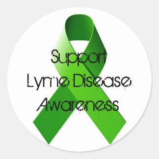 Lyme Disease Awareness Sticker