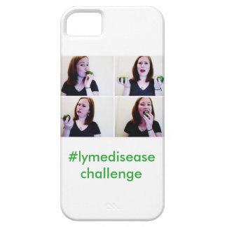 Lyme Disease Challenge iPhone 5 Covers