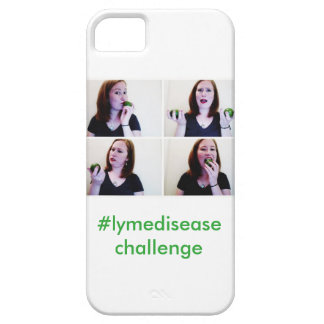 Lyme Disease Challenge iPhone 5 Covers