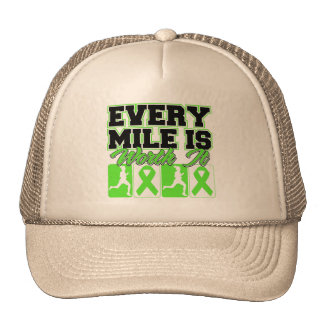 Lyme Disease Every Mile is Worth It Trucker Hat