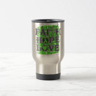 Lyme Disease Faith Hope Love Coffee Mug