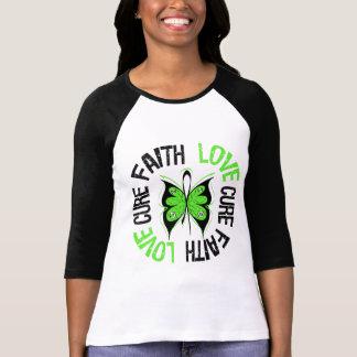 Lyme Disease Faith Love Cure Shirt