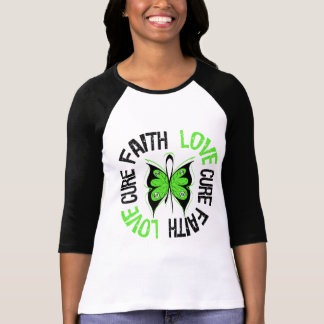 Lyme Disease Faith Love Cure T-Shirt
