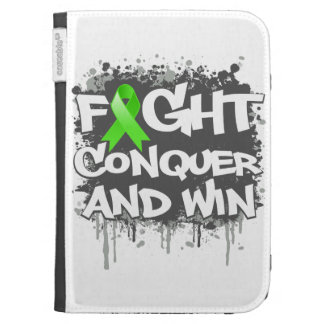 Lyme Disease Fight Conquer and Win Kindle 3 Cover